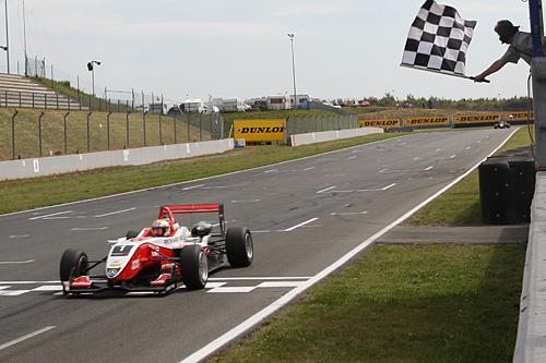 F3-  Une des victoires de Jules Bianchi