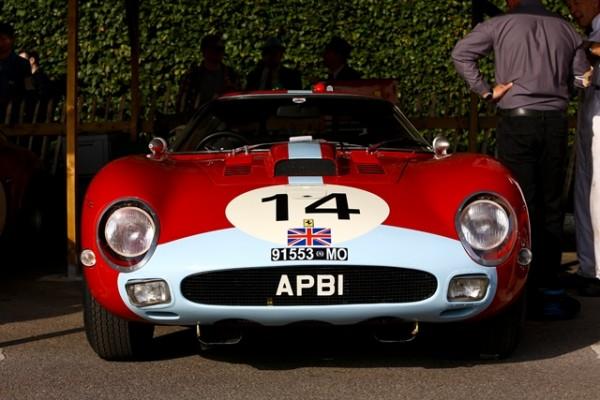 GOODWOOD-REVIVAL-2014-Alain-de-Cadenet-Ferrari-250GTO64-3-litres-de-1963