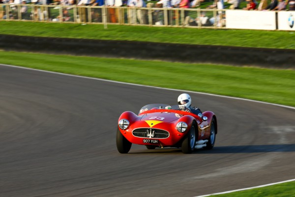 GOODWOOD REVIVAL 2014 - Maserati A6GCS de 1958