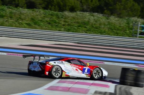 GT-TOUR-2014-PAUL-RICARD-La-FERRARI-FR58-SPORT-GARAGE-de-Enzo-GUIBERT-et-Gilles-VANNELET-Photo-MAX-MALKA