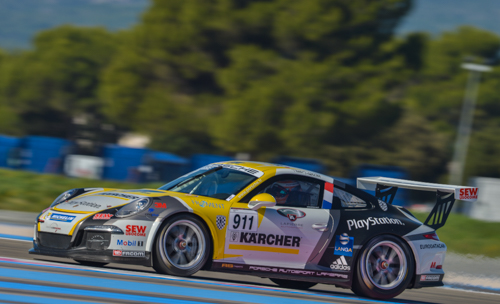 PORSCHE-CARRERA-CUP-2014-PAUL-RICARD-le-25-octobre-Christophe-LAPIERRE-Photo-Antoine-CAMBLOR.