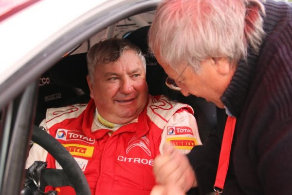 RALLYE-DU-VALAIS-2014-Philippe-ROUX-avec-le-speaker-Claude-JULIAN-Photo-Jean-Francois-THIRY