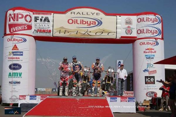 RALLYE-OILYBIA-DU-MAROC-2014-CHAMPAGNNNEEEE-pour-les-motards