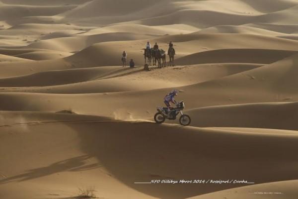 RALLYE-OILYBIA-DU-MAROC-2014-Les-pilotes-nont-pas-été-privés-de-désert-aujourdhui. et de dunes