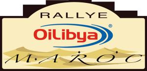 RALLYE OILYBIA PLAQUE RALLYE MAROC 2014