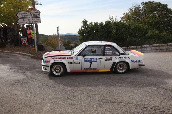 TOUR-DE-CORSE-HISTORIQUE-2014-OPEL-Ascona-400-Alain-et-Sylvie-OREILLE-HAASE-FOTO-CLASSIC