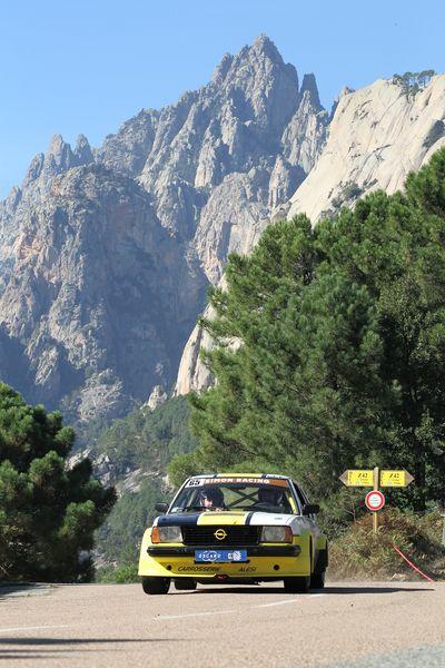 TOUR-DE-CORSE-HISTORIQUE-2014-OPEL-KADETT-GTE-de-Edmond-SIMON-et-Xavier-CASTEX-HAASE-FOTO-CLASSIC-