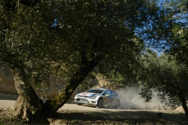 WRC 2014 CATALOGNE- ANDREAS MIKKELSEN