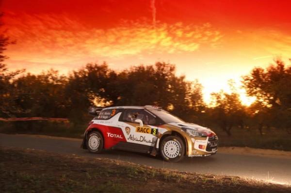WRC-2014-CATALOGNE-Kris-MEEKE-DS3-CITROEN.