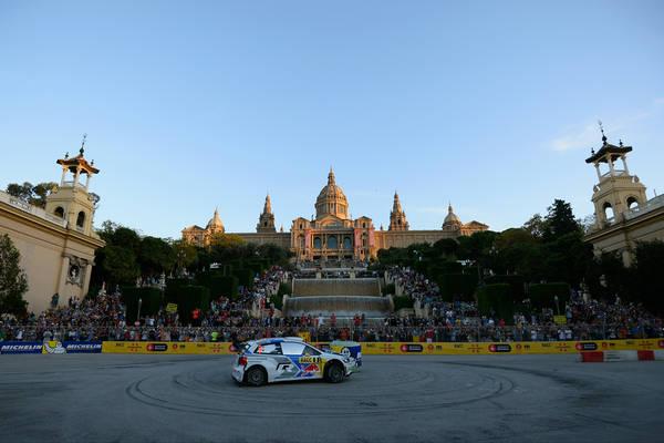 WRC-2014-CATALOGNE-LA-VW-POLO-de-MIKKELSEN.