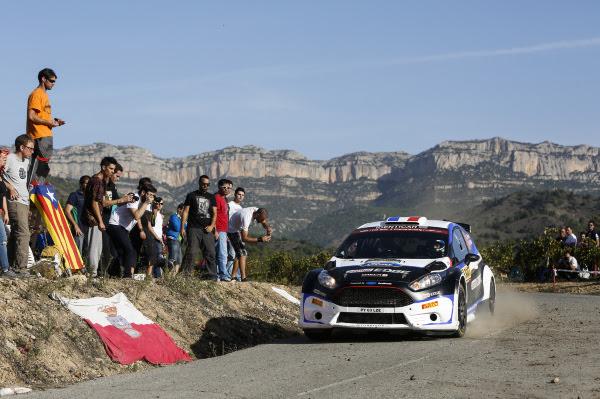 WRC-2014-CATALOGNE-La-FORD-de-Julien-MAURIN