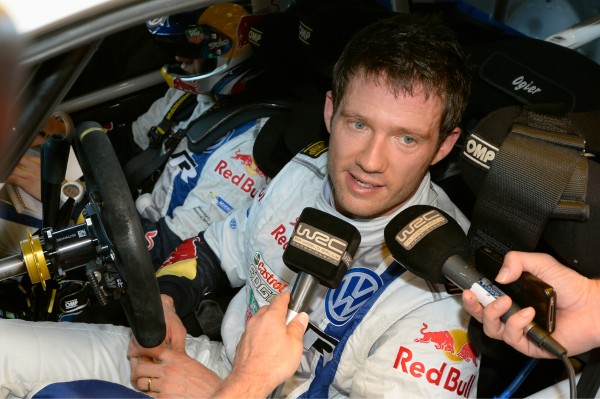 WRC 2014 CATALOGNE  Seb OGIER CONSERVBE SA COURONNE MONDIALE