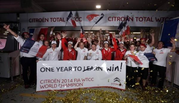 WTCC-2014-SHANGHAI-CITROEN-DEJA-CHAM¨PION-DU-MONDE-DES-CONSTRUCTEURS-CE-12-Octobre.j