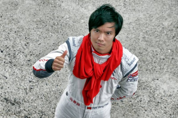 WTCC-2014-SHANGHAI-Le-jeune-CHINOIS-de-CITROEN-MA-QUING-HUA
