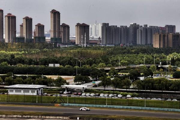 WTCC 2014 SHANGHAI  Vue générale sur la piste