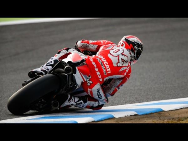 Dovizioso première pole Ducati depuis quatre ans
