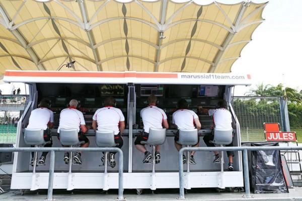 F1-2013-Stand-MARUSSIA.