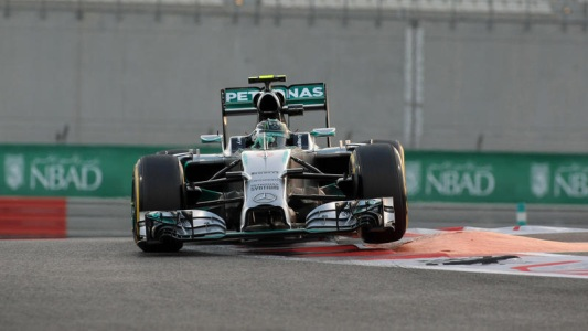 F1-2014-ABOU-DHABI-La-MERCEDES-de-Nico-ROSBERG