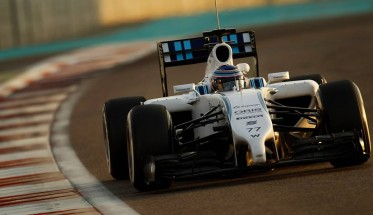 F1-2014-ABOU-DHABI-Test-fin-saison-mardi-25-novrembre-Valtteri-BOTTAS-WILLIAMS-MERCEDES.