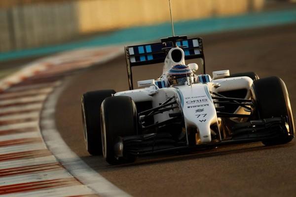 F1-2014-ABOU-DHABI-Test-fin-saison-mardi-25-novrembre-Valtteri-BOTTAS-WILLIAMS-MERCEDES.