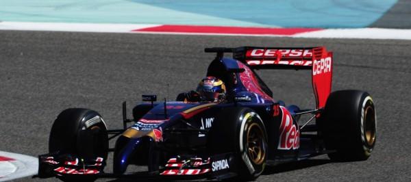 F1 2014 - AUSTIN TEXAS - TORO ROSSO Jean Eric VERGNE