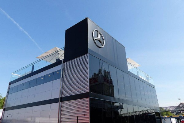 F1-2014-BARCELONE-Structure-Team-MERCEDES