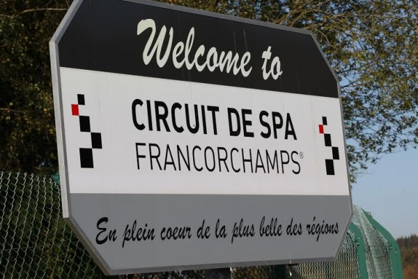 F1 2014 - Le Circuit de Spa-Francorchamps date de 1921-© Manfred GIET-.