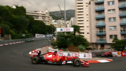 F1-2014-MONACO-La-FERRARI-de-Fernando-ALONSO
