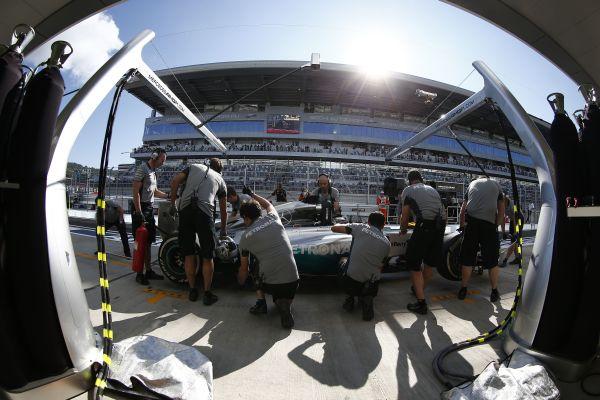 F1 2014 - La MERCEDES de Lewis HAMILTON