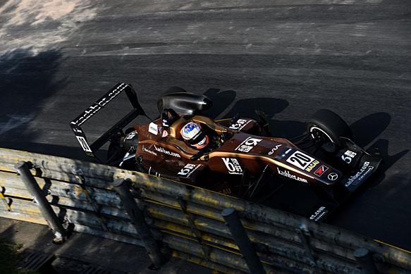 F3 2014 MACAO - Victoire pour le Suedois Felix ROSENQVIST le 16 novembre