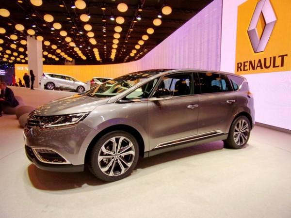 MONDIAL-Automobile-2014-Renault-Espace-V-officiellemrent-dévoile-lors-du-Mondial-de-l-Automobile-2014-Photo-Patrick-Martinoli