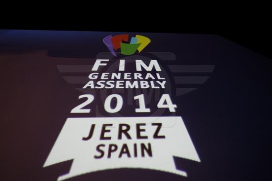 FIM GALA JEREZ 2014 PRESENTATEURS