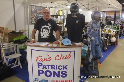 SALON-MOTO-LEGENDE-2014-Jean-Paul-BOINET-le-President-du-FAN-CLUB-PATRICK-PONS