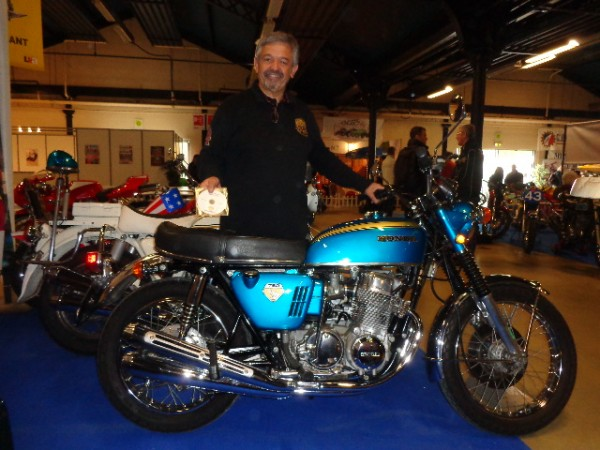 SALON-MOTOLEGENDE-2014-Philippe-CADIER-CB750-Club