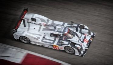 WEC 2014  AUSTIN - La PORSCHE 14 - DUMAS Romain - Jani Neel - Lieb Marc - Porsche 919 Hybrid Lmp1H Team Porsche