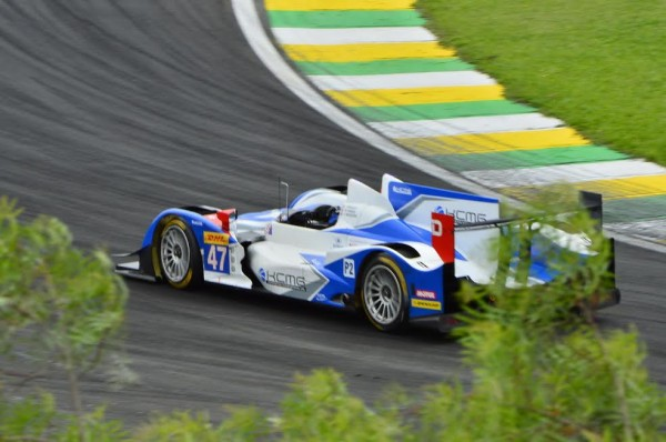 WEC 2014 SAO PAULO -ORECA Team KCMG - Photo Max MALKA.