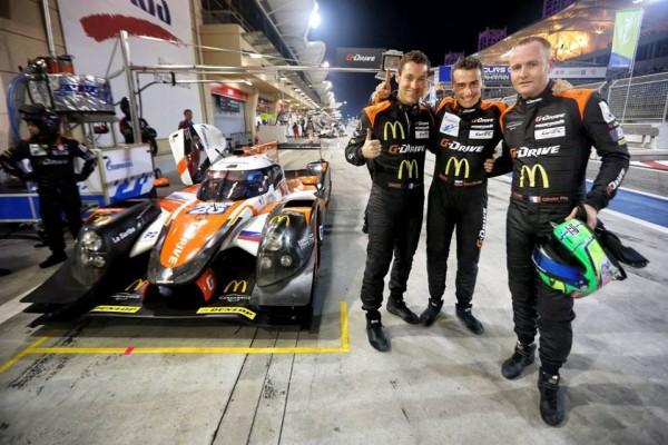 WEC-2014-bahrein-Les-pilotes-de-la-LIGIER-G-DRIVE-LMP2-CANAL-RUSINOV-et-PLA