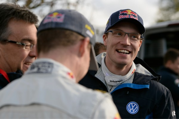 WRC 2014 GB- VW- LATVALA Portrait