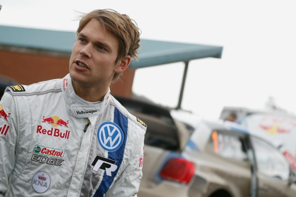 WRC 2014 GB- VW- MIKKELSEN Portrait