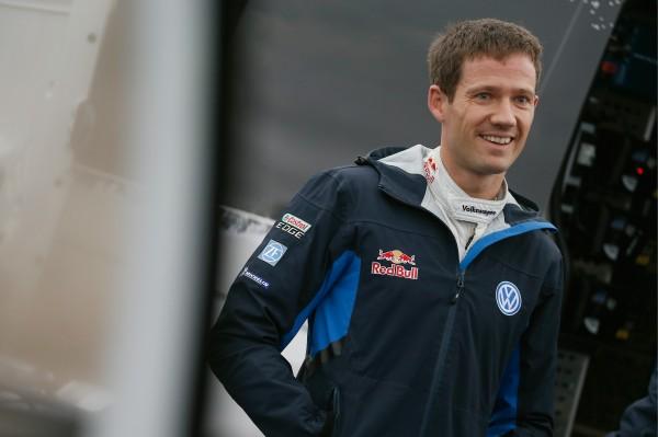 WRC 2014 GB- VW- OGIER Portrait