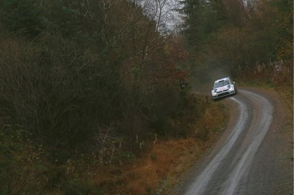 WRC 2014 GB- VW POLO- OGIER INGRASSIA.