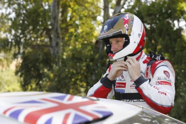 WRC-2014-SARDAIGNE-KRIS-MEEKE Equipe CITROEN