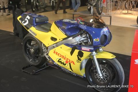 SALON MOTO LEGENDE 2014  - L'une des superbes NATIONAL MOTOS des BOL D'OR et 24 Heures du MANS