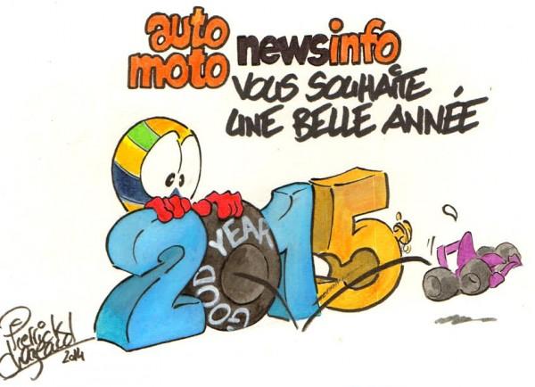 AUTONEWSINFO BONNE ANNEE 2015