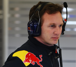 Chris HORNER le Team-principal de l'écurie RED BULL RACING
