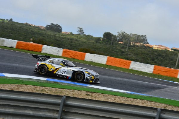 ELMS 2014 JEREZ - BMW Z4 Team MARC VDS -Photo Max MALKA