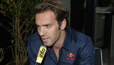 F1 - Entretien Jean Eric VERGNE le 23 avril  a Paris- photo Max MALKA