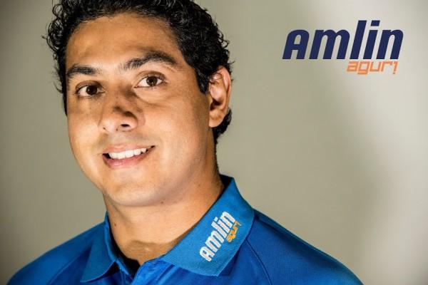 FORMULE E 2014 -PUNTA DEL ESTE - Salvador DURAN rejoint le Team AMLIN SUZUKI.