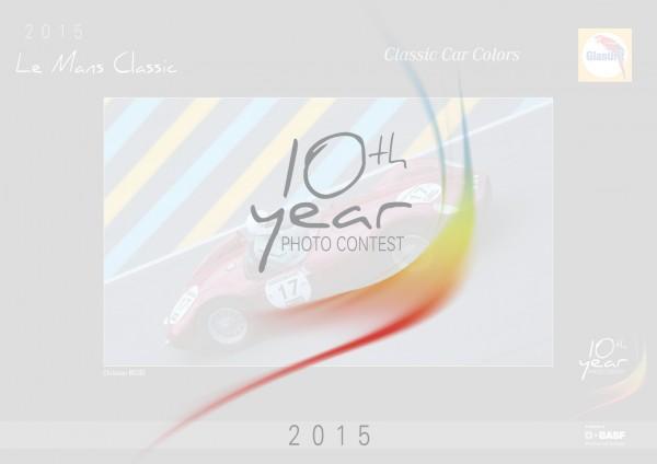 GLASURIT Calendrier 2015