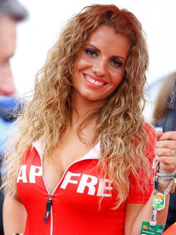 GRID GIRLS GP MOTORLAND 2014 15